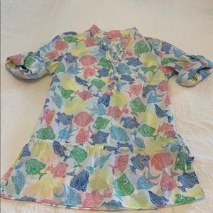 Lilly bathing suit cover